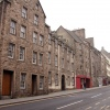 Houses on the Royal Mile