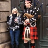 Lisa and the Bag Piper